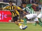 Liga Española 2011/12 1ª División: el Betis gana al Zaragoza y ya es líder en solitario