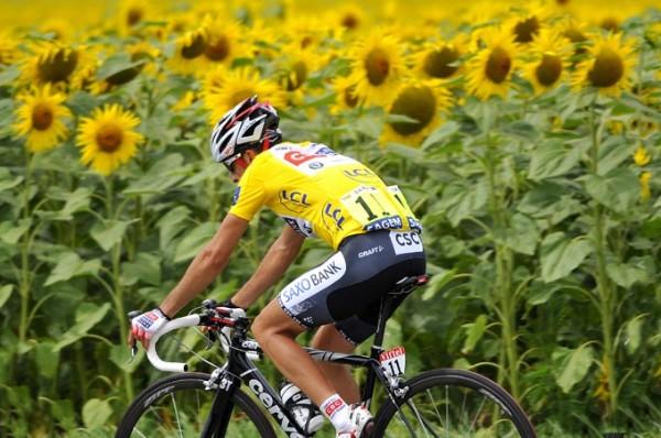 Carlos Sastre ganó el Tour de Francia de 2008
