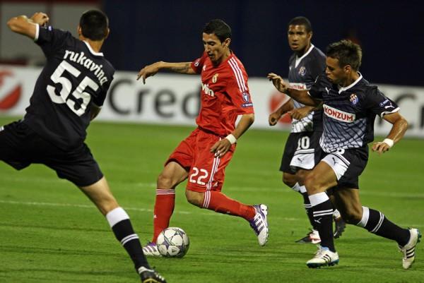 Liga de Campeones 2011/2012: el Real Madrid debuta con una sufrida victoria por la mínima en Zagreb