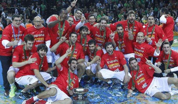 Eurobasket de Lituania 2011: España gana a Francia 98-85 y se proclama campeona de Europa