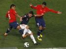 España y Chile disputan un amistoso en Suiza con las relaciones entre internacionales de fondo