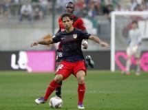 Europa League 2011/2012: enorme el Athletic de Bilbao; mal el Atlético de Madrid