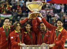 Copa Davis 2011: Valencia y Sevilla parecen favoritas para organizar la final España-Argentina