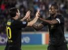 Liga de Campeones 2011/12: Valencia y Chelsea empatan, el Barcelona barre 0-5 al Bate