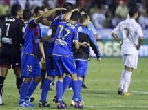 Liga Española 2011/12 1ª División: el Levante gana al Real Madrid, el Betis gana en San Mamés