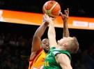 Eurobasket de Lituania 2011: Macedonia gana a Lituania y será el rival de España en semifinales