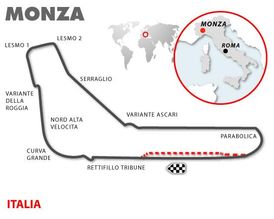 GP de Italia 2011 de Fórmula 1: previa, horarios y retransmisiones de la carrera de Monza