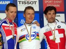 Mundial de ciclismo 2011: Tony Martin, nuevo campeón del mundo contrarreloj