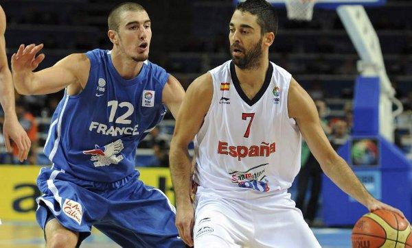 Navarro fue el mejor jugador de España en el Eurobasket