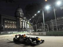 GP de Singapur 2011 de Fórmula 1: pole para Vettel por delante de Webber, Button, Hamilton y Alonso