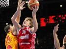 Eurobasket de Lituania 2011: Rusia se impone a Macedonia y se lleva la medalla de bronce