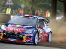 Rally de Francia: Sebastien Loeb domina el shakedown, Dani Sordo es 3º