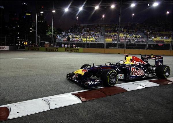 GP de Singapur 2011 de Fórmula 1: Vettel y Hamilton, los más rápidos en los libres del viernes