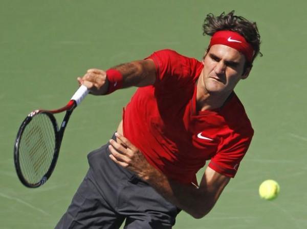 US Open 2011: Roger Federer avanza a 3ra ronda y Roddick a 2da