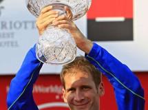 ATP Bucarest: Mayer vence a Andújar en la final; ATP Metz: Tsonga campeón