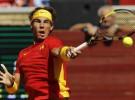 Copa Davis 2011: Rafa Nadal vence fácil a Gasquet y da primer punto a España