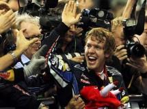 GP de Singapur 2011 de Fórmula 1: combinaciones para que Sebastian Vettel sea campeón