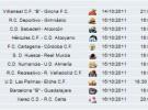 Liga Española 2011/12 2ª División: previa, horarios y retransmisiones de la Jornada 9