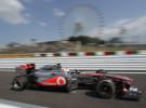GP de Japón 2011 de Fórmula 1: Button domina las primeras sesiones libres, Alonso fue 2º en Suzuka