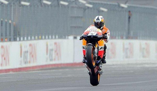 GP de Malasia de motociclismo 2011: poles para Pedrosa, Terol y Luthi