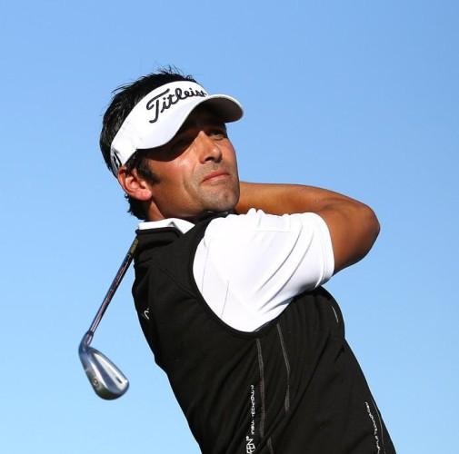 Madrid Masters de golf: Slattery continúa líder, De la Riva aún sueña con el triunfo
