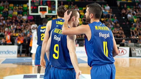 Supercopa ACB 2011: el Barca vence al Caja Laboral y se proclama campeón de la Supercopa Endesa