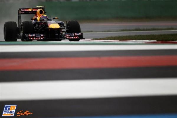 GP de Corea 2011 de Fórmula 1: Vettel gana por delante de Hamilton, Webber Button y Alonso