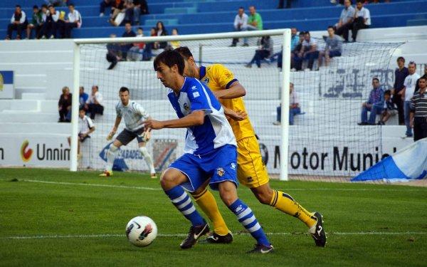 El Sabadell continúan al frente de la Segunda División