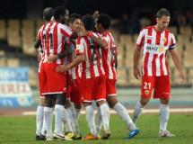 Liga Española 2011/12 2ª Division: resultados y clasificacion de la Jornada 11