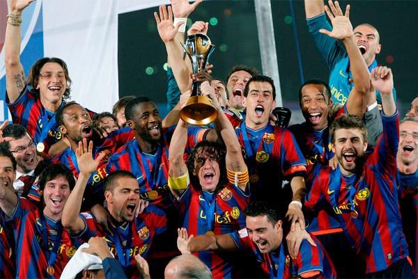 Mundial de Clubes 2011: el F.C. Barcelona ya conoce el camino hacia el título
