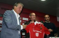 Jorge D'Alessandro ya ejerce como entrenador del Nástic