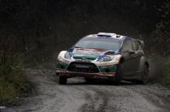 Rally de Gales 2011: Latvala supera a Loeb antes de la última jornada