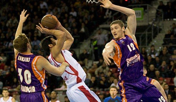 Valencia Basket suma dos victorias en la Eurocup