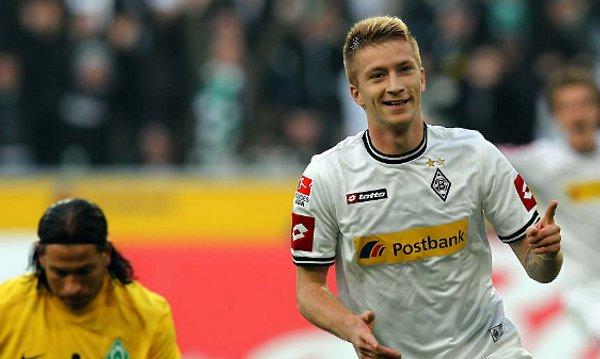 Marko Reus, el goleador del Borussia Monchengladbach