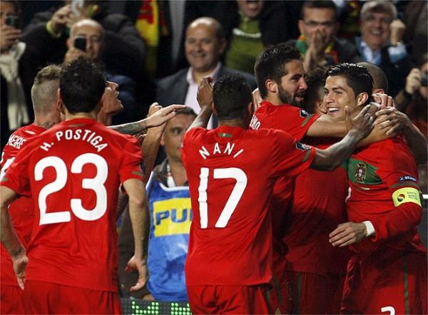 Eurocopa: Croacia, Irlanda, Portugal y República Checa estarán en la Eurocopa