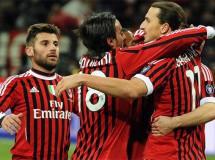 Serie A 2011/12: resultados y clasificación de Jornada 16