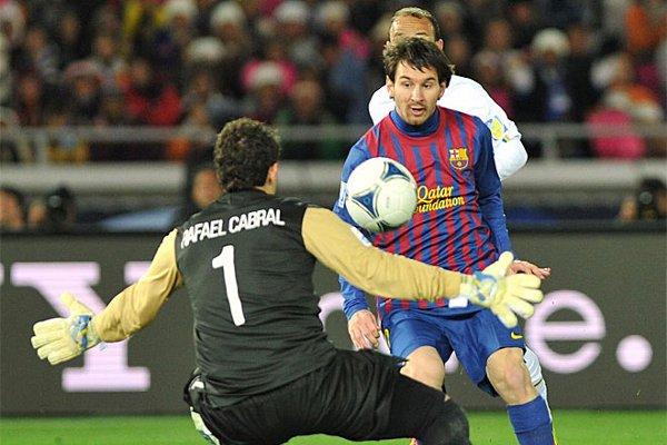 Mundial de Clubes 2011: el Barcelona gana al Santos 4-0 y se proclama campeón del mundo
