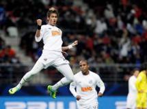 Mundial de Clubes 2011: una genialidad de Neymar lleva al Santos a la final