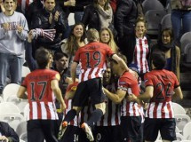 Europa League 2011/2012: El Athletic vence y se clasifica como primera de grupo