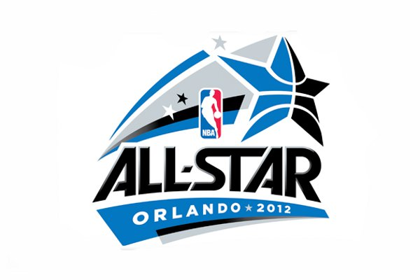 NBA All Star Orlando 2012 Logo