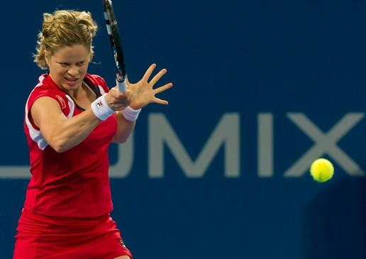 Brisbane 2012: Simon y Clijsters semifinalistas