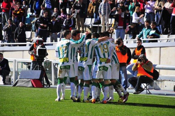 El Córdoba es el equipo revelación de Segunda División