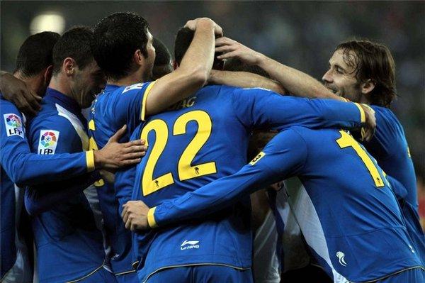 El Espanyol sigue adelante en la Copa del Rey