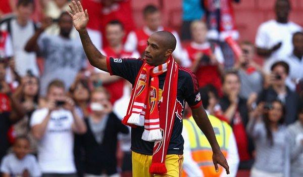 Henry volverá a jugar con el Arsenal