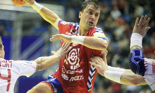 Momur Ilic, MVP del Europeo de Balonmano 2012