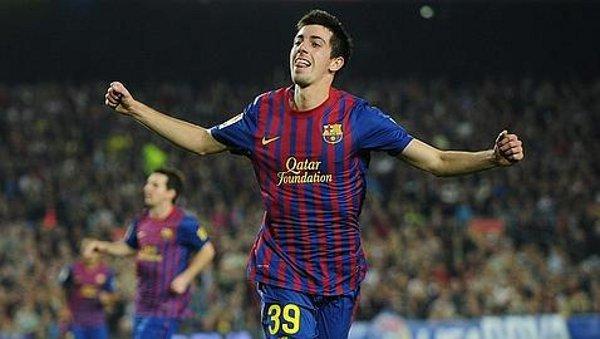 Isaac Cuenca, la nueva sensación del Barcelona