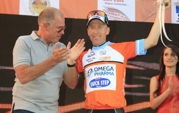 Levi Leipheimer ganador del Tour de San Luis 2012