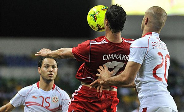 Túnez ganó a Marruecos en el duelo del Magreb