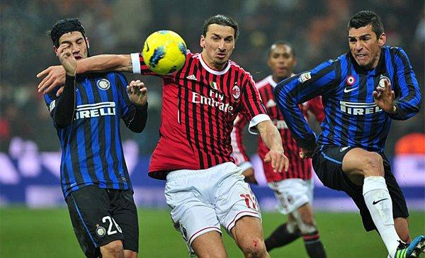 El derby della Madonnia, el derby de Milán