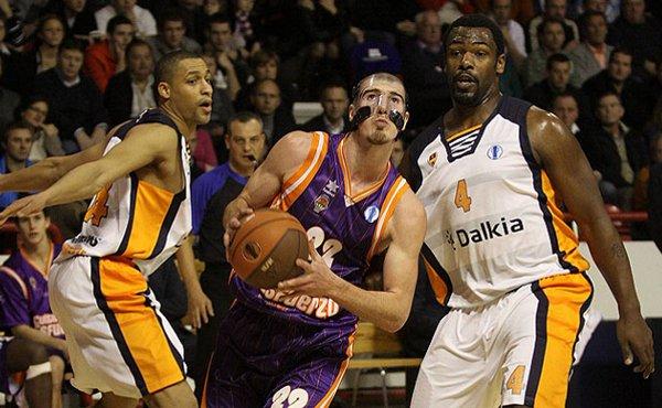 Nando De Colo, escolta del Valencia Basket